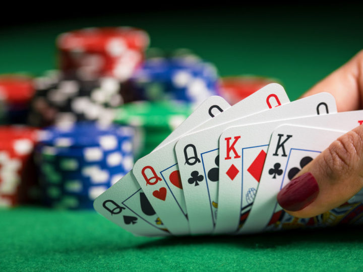 The Essential Parts in Poker Now
