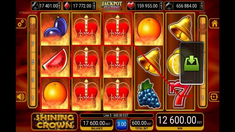See why gamblers don't play offline slots anymore