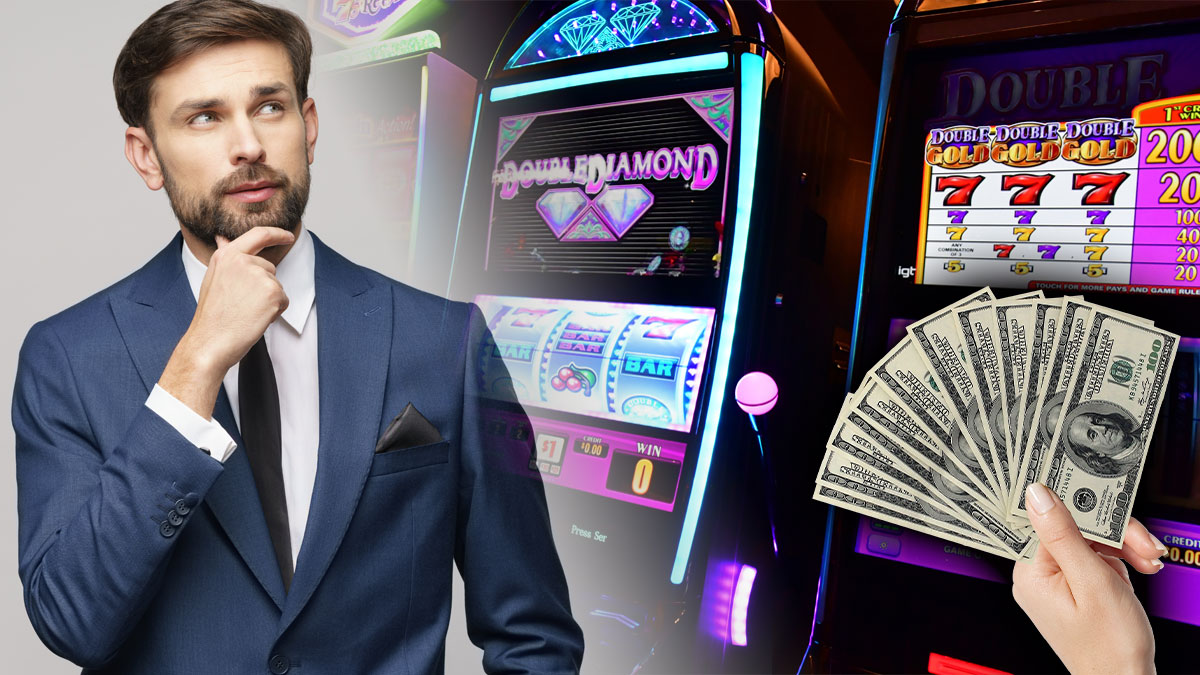 4 Situations When You Must Bet Big On Slot Machines