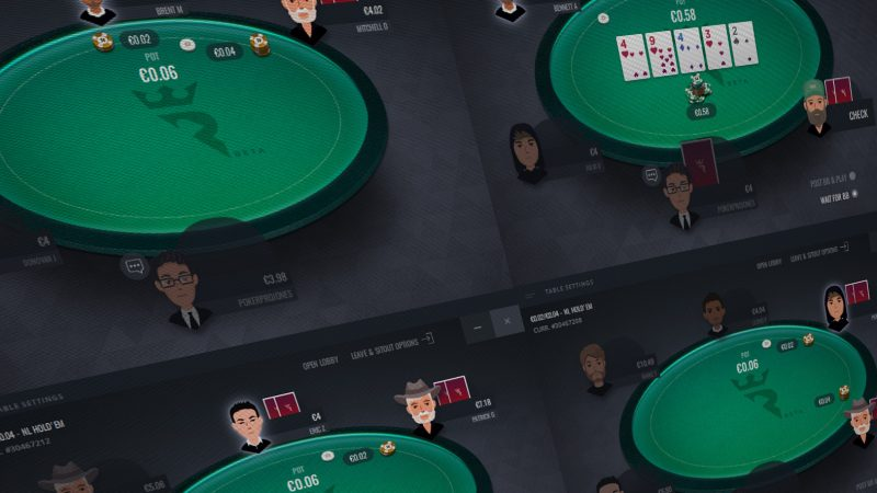 What makes a good poker website to stand out from the crowd?
